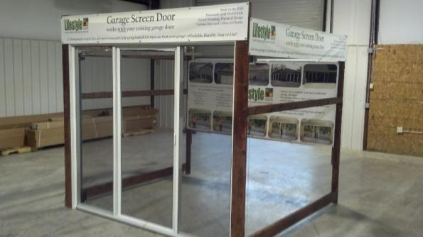 Lifestyle Screens Display Booth
